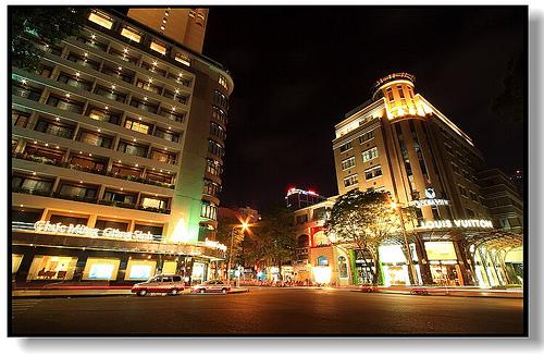 đường Đồng Khởi
