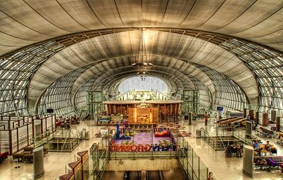 Sân bay Bangkok