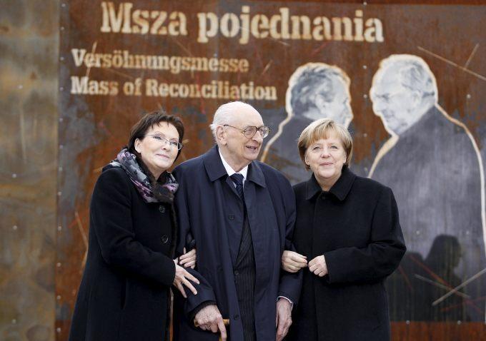 """""""Nhà ngoại giao điêu luyện mở đường cho hòa hợp Đức và Ba Lan"""""""
