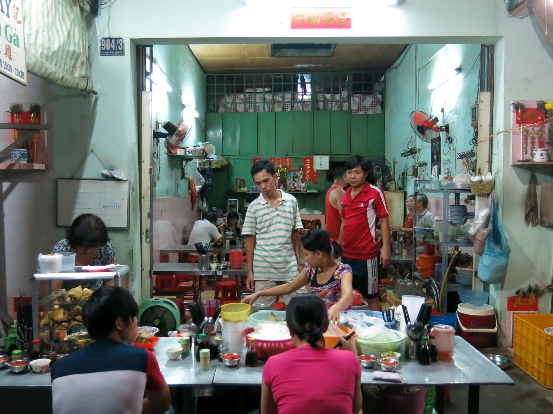Quán xá Sài Gòn