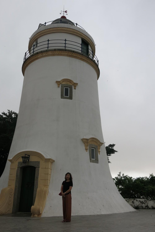 Tác giả tại Hải đăng Guia