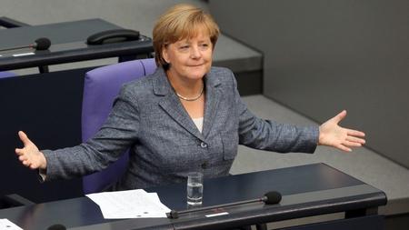 Quyết định của một con người chân chính: Thủ tướng Đức Angela Merkel