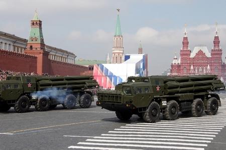 Sức mạnh quân sự và đường lối ngoại giao hiếu chiến của Liên bang Nga khiến các quốc gia lân cận lo ngại - Minh họa: Internet