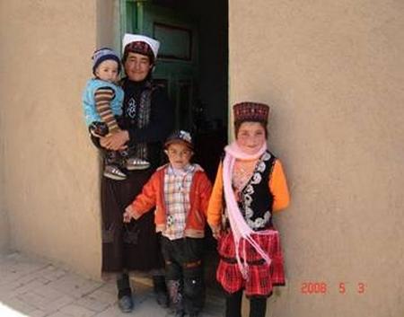 Người dân Uyghur