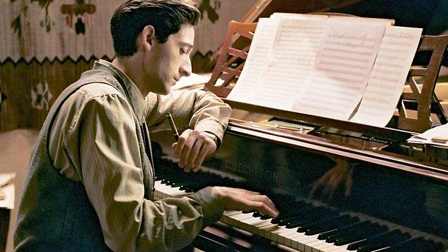 """Vai diễn để đời trong """"Người chơi dương cầm"""" - Ảnh: Internet"""