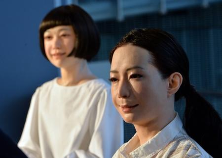 Loại robot rất giống người