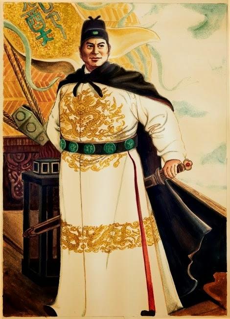 Đô đốc Trịnh Hòa, nhà hàng hải và nhà thám hiểm người nổi tiếng nhất của Trung Quốc