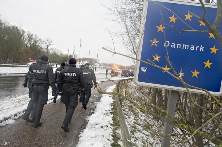Người tỵ nạn tới Đan Mạch từ nay phải đối mặt với những điều kiện ngặt nghèo hơn - Ảnh: Claus Fisker (AFP)
