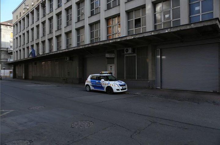 Nhà chứa xe của Đảng Cộng sản Hung, nay thuộc sở hữu cảnh sát