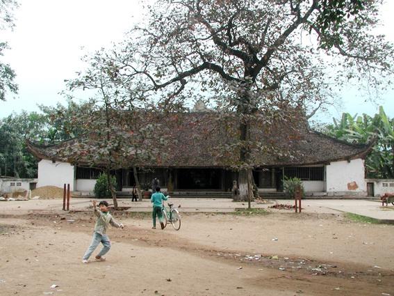 Đình làng, một biểu tượng của văn hóa truyền thống làng xã Việt Nam