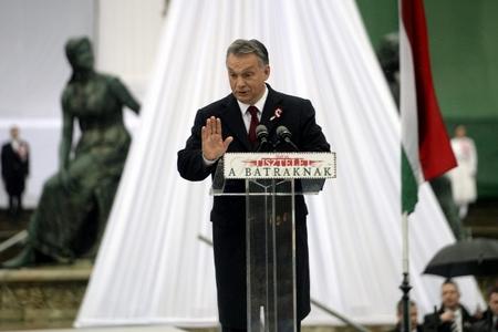 """""""Hungary sẽ không để bị Brussels áp đặt"""" - Ảnh: Kovács Tamás (MTI)"""