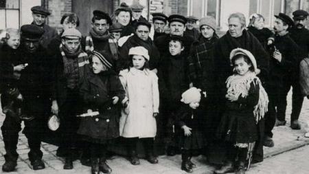 Người tỵ nạn Bỉ tại Anh Quốc thời Đệ nhất Thế chiến - Ảnh tư liệu