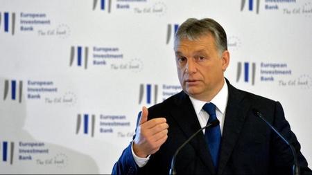 Thủ tướng Hungary Orbán Viktor - Ảnh: bild.de