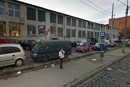 Khu chợ ở đường Kőbányai - Ảnh: 24.hu