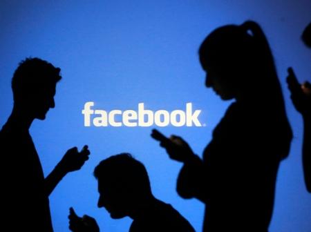 Facebook, mạng xã hội đồng nghĩa với sự tương tác và kết nối - Ảnh: Internet