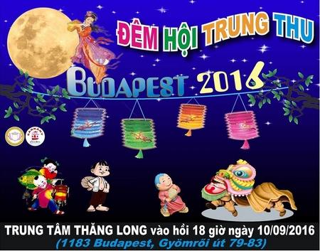 Poster của Lễ hội Trung Thu