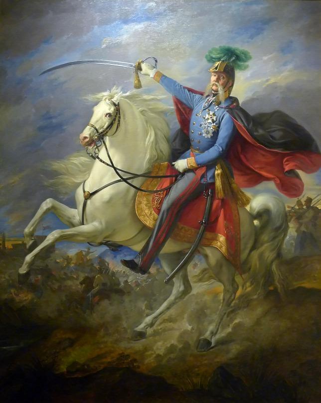 Nam tước Julius von Haynau, vị tướng khét tiếng tàn ác trong chiến dịch đàn áp các nhà cách mạng Hungary sau khi cuộc cách mạng 1848-1849 thất bại - Ảnh: Wikipedia