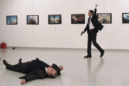 Ảnh: Yavuz Alatan (AFP)