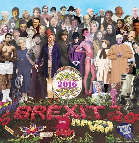 """Năm 2016 dưới góc nhìn của một """"công dân mạng"""""""