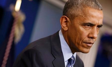 Tổng thống Barack Obama bị coi là người phải chịu trách nhiệm về sự thất bại của Phương Tây trong cuộc chiến Syria - Ảnh: Jonathan Ernst (Reuters)
