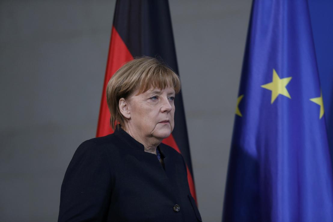 Thủ tướng Angela Merkel tuyên bố người Đức không muốn sống chung với khủng bố và sẽ tìm ra sức mạnh để chống lại khủng bố