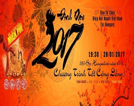 Poster của lễ hội