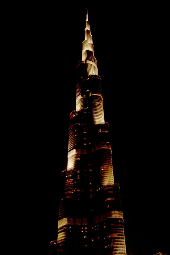 Burj Khalifa, tòa nhà cao nhất thế giới