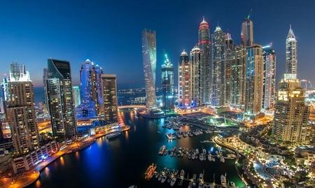 Dubai với rất nhiều những kỷ lục - Minh họa: Internet