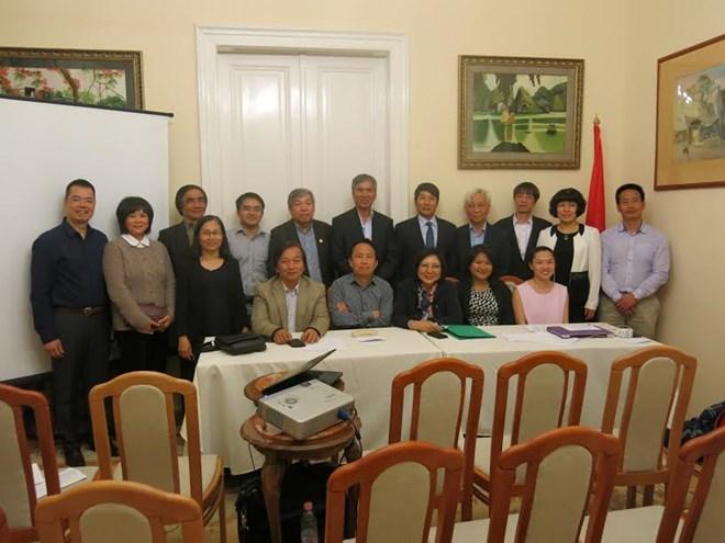 Các thành viên Ban Chấp hành và Ban Kiểm tra của Hội