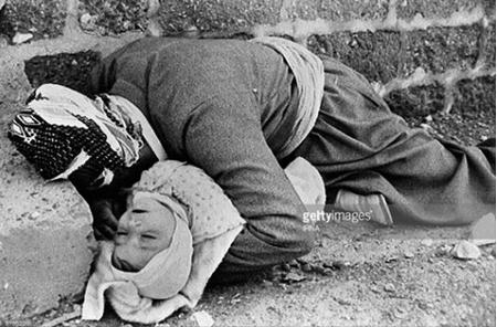Hình ảnh đau lòng của vụ thảm sát Halabja