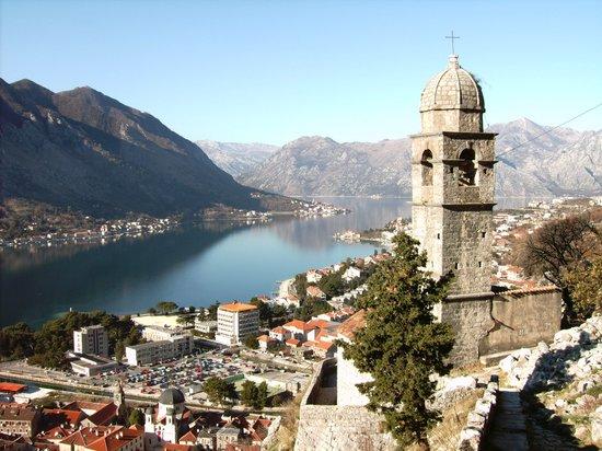 Vịnh Kotor, thắng cảnh nổi tiếng của Montenegro, Di sản Thế giới UNESCO