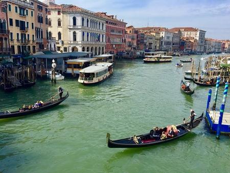 Venice, một trong những điểm đến hàng đầu của du lịch thế giới