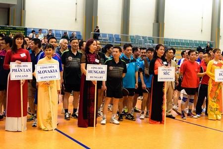 Kỳ giải năm 2016 - Ảnh: Nguyễn Văn Tín