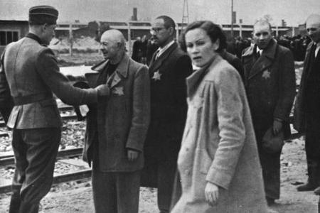 Oskar Gröning tham gia thanh lọc người Do Thái Hungary năm 1944 tại trại Auschwitz - Ảnh tư liệu