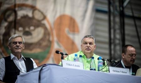 Ngay bây giờ chúng ta là tương lai của Châu Âu. Thủ tướng Orbán Viktor phát biểu tại Đại học hè và Trại sinh viên lần thứ 28 diễn ra ở Băile Tuşnad sáng 2-8