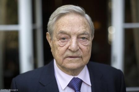Nhà tài phiệt Soros György - Ảnh: Bloomberg