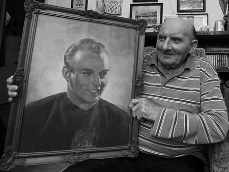 Danh thủ Tóth II. József (1929-2017) - Ảnh: Szabó Miklós
