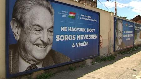 Nhà tài phiệt Soros bị chính quyền Hungary tấn công một cách có hệ thống - Ảnh: hungarytoday.hu