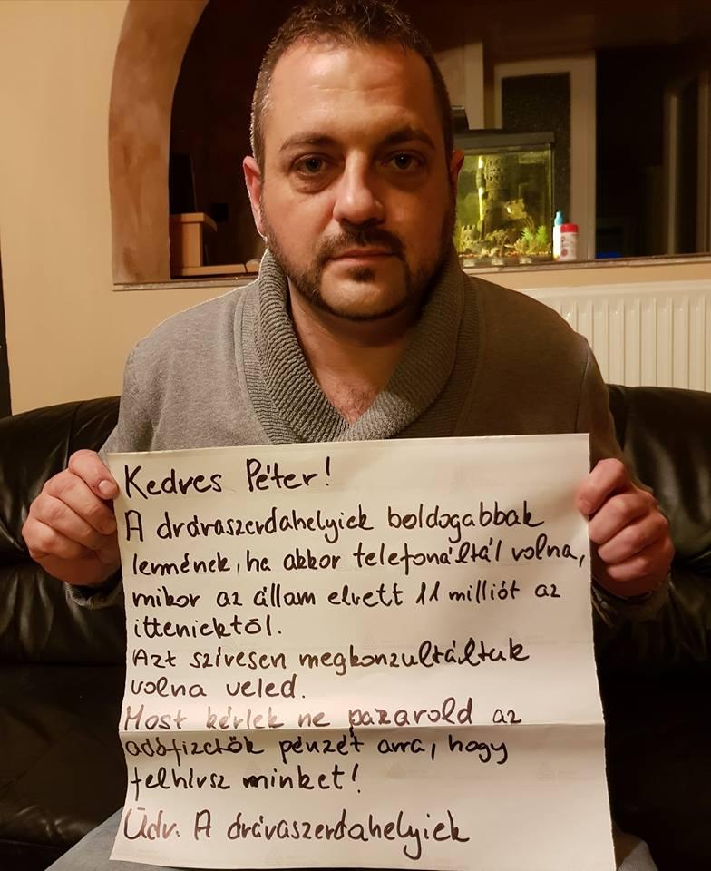 Vị chính khách dám đi ngược ý chính quyền - Ảnh: Facebook của nhân vật