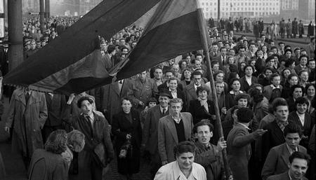 Hungary trong khói lửa 1956 - Ảnh tư liệu