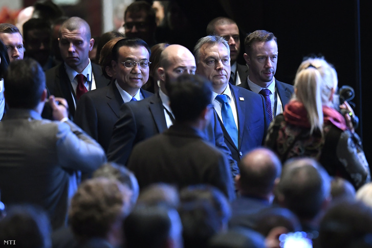 Tại lễ khai mạc Hội nghị Thượng đỉnh lần thứ 6. Budapest, ngày 27-11-2017 - Ảnh: Kovács Tamás