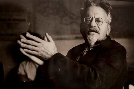 Leon Trotsky (1879-1940), người sáng lập Đệ tứ Quốc tế - Ảnh tư liệu