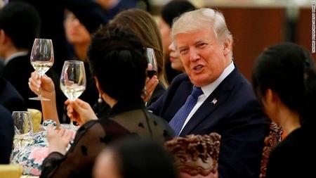 Donald Trump ở Châu Á: vận hội mới nào cho Việt Nam? - Ảnh: cnn.com