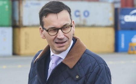 Tân thủ tướng Mateusz Morawiecki - Ảnh: Dominik Kulaszewicz (PAP)