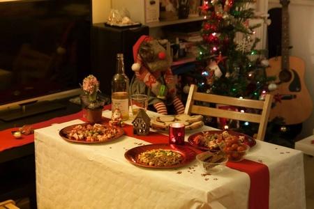Bàn tiệc ấm cùng mùa Noel