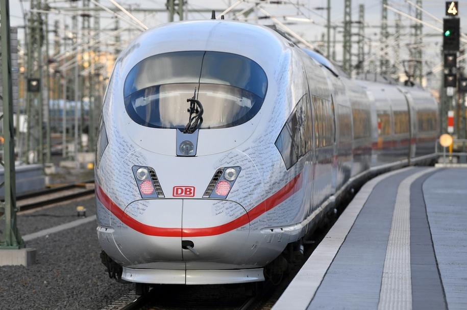 Dự án trị giá 10 tỷ Euro - Ảnh: Hendrik Schmidt (AFP)