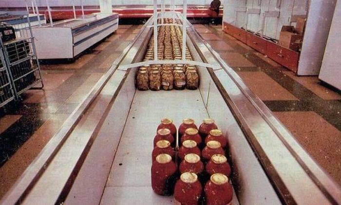 Của hàng thực phẩm, năm 1990