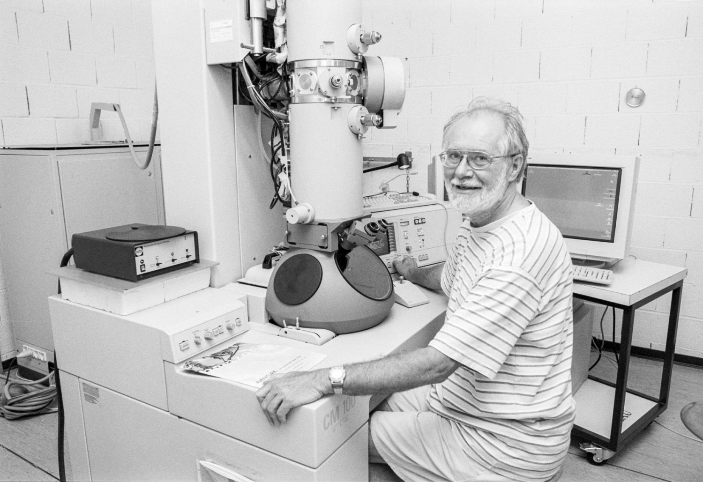 Trong phòng thí nghiệm - Ảnh: Willy Blanchard