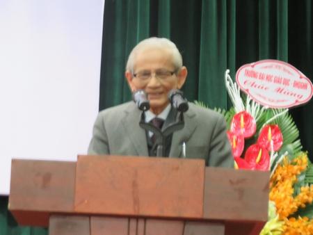 GS. Phan Huy Lê chia sẻ những kỷ niệm đáng nhở về GS. Đinh Xuân Lâm