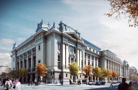 Quần thể Exchange Palace trong tương lai